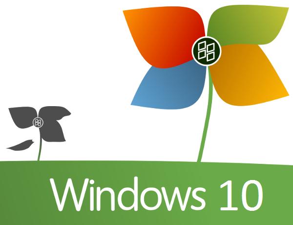 Næste windows er snart klar – Windows 10